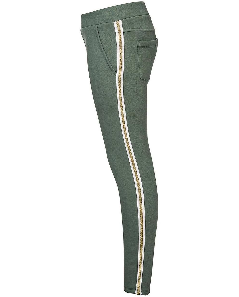 Pantalons - dark green - Pantalon molletonné